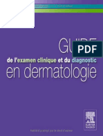 Dermato_Guide de Lexamen Clinique Et Du Diagnostic en Dermatologie