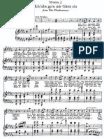 Strauss - Die Fledermaus - Ich lade gern mir Gäste ein.PDF