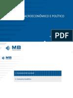 2018 11 22 Comentário Macroeconômico - Novembro
