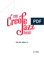 BOOK the Creole Jazz Band Fake Book
