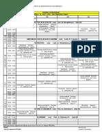 Orar Management Anul i Sem 1 2018-2019