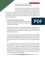 1 - 5 Alasan Kenapa Anda Harus Jadi Penulis (Free)