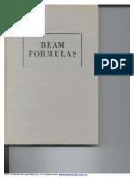 Kleinlogel Beam Formulas.pdf