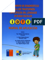 Manual Idetel