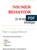 Consumer Behaviour - Class