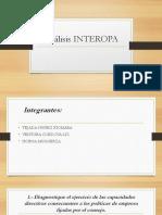 Análisis INTEROPA