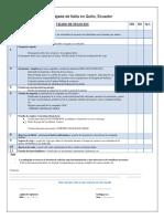 Business Checklist 150804