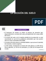Clase 13.0-Erosion Del Suelo