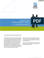 2009 Portfolio Development Guide