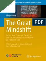 The Great Mindshift Maja Göpel