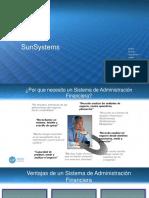 Infor FMS SunSystems - Presentación LLP