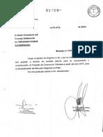 HCD- Ordenaza Tributaria Mercado Regional La Plata