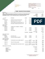 Análisis de Precios Unitarios  Drenaje Sanitario