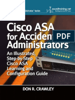 Preview of Cisco ASA for Accidental Administrators