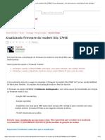 Atualizando Firmware Do Modem DSL-2740E _ Fórum Adrenaline - Um Dos Maiores e Mais Ativos Fóruns Do Brasil