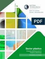 Sector plastico