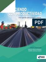 Creciendo Con Productividad Una Agenda Para La Region Andina