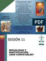 Sesión 11- Sexualidad.. 1