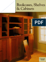 Woodsmith Custom Woodworking - Bookcases, Shelves and Cabinets