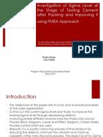 Pendekatan FMEA Aproach -Rudini Mulya