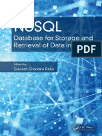 Deka, Ganesh Chandra-NoSQL _ Database for Storage and Retrieval of Data in Cloud-Chapman and Hall_CRC (2016)