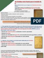 2018-10-26. Consejos de Guerra de Córdoba