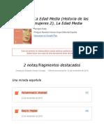 Notas de %22 La Edad Media (Historia de las mujeres 2), La Edad Media %22.pdf