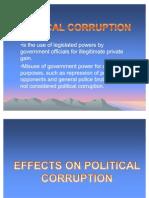 Politics Presentation