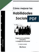 Capitulo 1 Habilidades Sociales