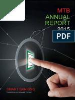MTB Annual Report 15