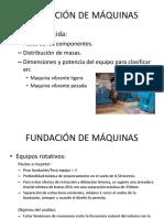 Fundación de Máquinas