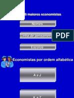 Os 100 Maiores Economistas