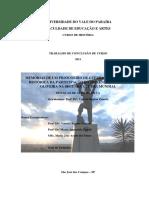 ALMEIDA SILVA, D. Memórias de um prisioneiro de guerra