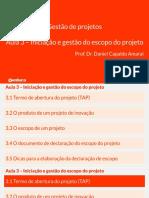 Aula 3 - TAP e declaração de escopo.pdf