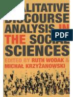 Ruth Wodak, Michal Krzyzanowski (eds.)-Qualitative Discourse Analysis in the Social Sciences-Palgrave Macmillan (2008).pdf