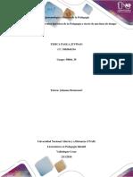 Epistemología e Historia de La Pedagogía