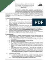 Edital CP Unimontes Tec Analistas2018