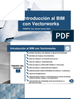 Introducción Al BIM Con Vectorworks R-1