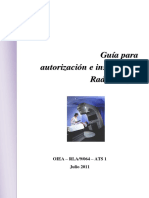 Guía Radioterapia