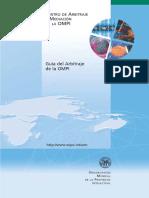 Guía de Arbitraje de la OMPI