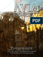 Navia Chronicles Player's Guide Unrevised Edition