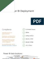 PBI Översikt Licenser Och Frågeställningar
