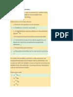 Respuestas de Cuestionarios Para Química Inorgánica