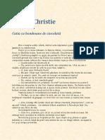 Agatha Christie - Cutia Cu Bomboane de Ciocolata
