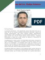 Reflexiones Del Lic. Rudys Polanco. Figueroa Agosto1