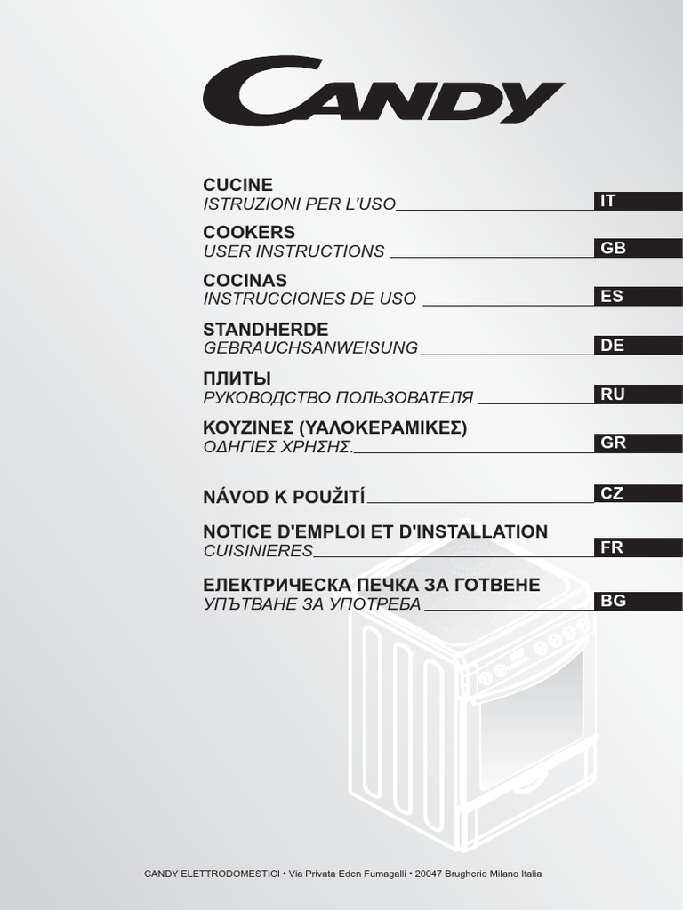 Ccg6503pw Pdf Foods Glasses