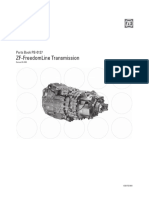 ZF - FreedomLine Transmission Parts Manual (PB0127_09)