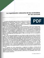 Torres J 2006 Globalizacion e Interdisciplinaridad El Curriculum Integrado Cap III (1)