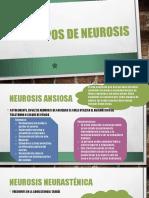 Tipos de Neurosis Parte 1