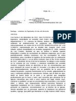 El fallo del 26° Juzgado Civil de Santiago contra Municipalidad de Las Condes